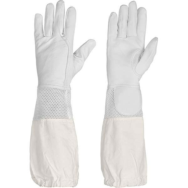 Beekeeping gloves sting proof